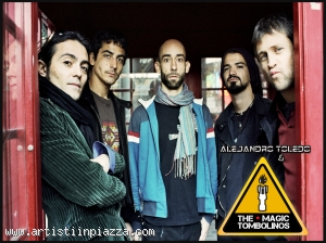 Alejandro Toledo & the Magic Tombolinos