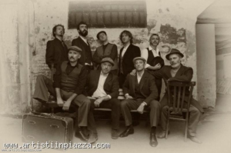 Orchestra Bailam e Compagnia di Canto Trallalero