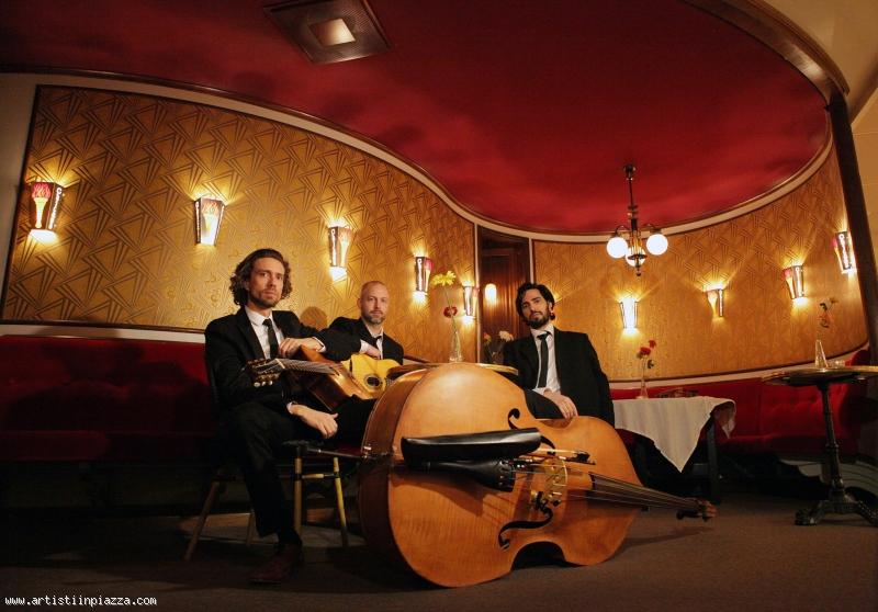 Gustav Lundgren Trio