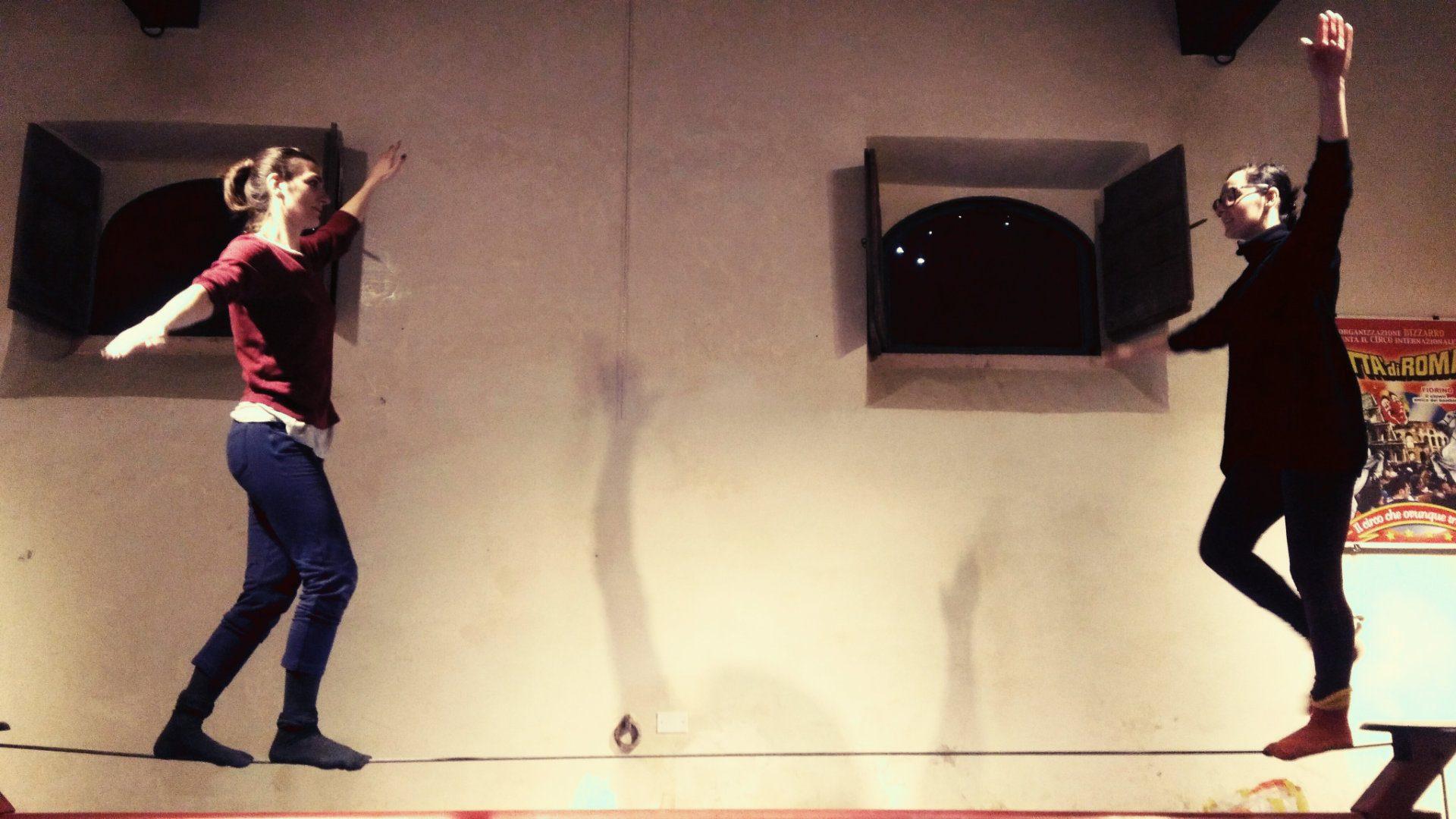 Artisti in Piazza Pennabilli festival / Workshop / Tra cielo e terra