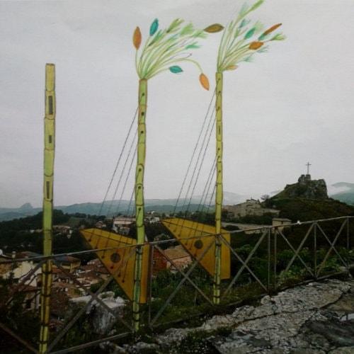 ArS RuRaliS / La gabbia della fantasia / Artisti in Piazza Pennabilli festival