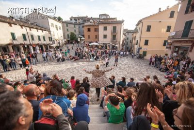 giovedi 14 giugno 2018 / Artisti in Piazza / Pennabilli Festival / ph Michele Pierucci