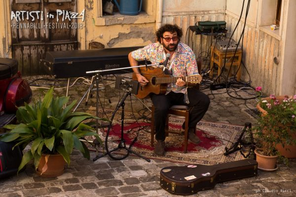Saturday 16 June 2018 / Artisti in Piazza / Pennabilli Festival / ph Claudio Ricci