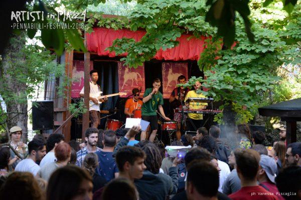 venerdì 15 giugno 2018 / Artisti in Piazza / Pennabilli Festival / ph Vanessa Piscaglia