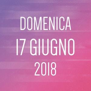 orario spettacoli / domenica 17 giugno 2018 / Artisti in Piazza / Pennabilli Festival