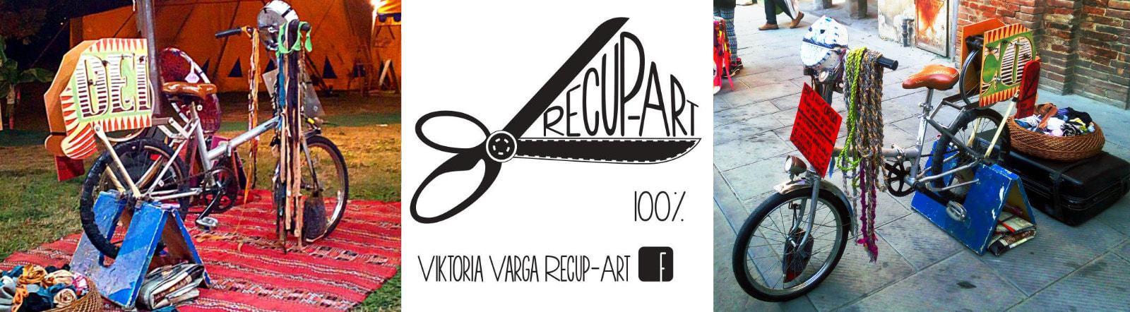 Recup-Art / Giardinetti / area gioco 0-99 anni / Artisti in Piazza / Pennabilli festival