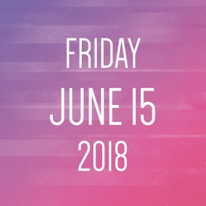 Time table / Friday June 15, 2018 / Artisti in Piazza Pennabilli Festival
