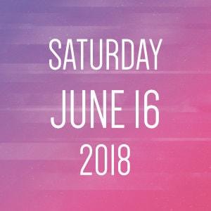 Time table / Saturday June 16, 2018 / Artisti in Piazza Pennabilli Festival