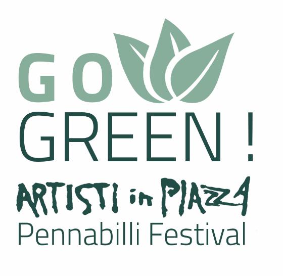 GO GREEN Artisti in Piazza 2019