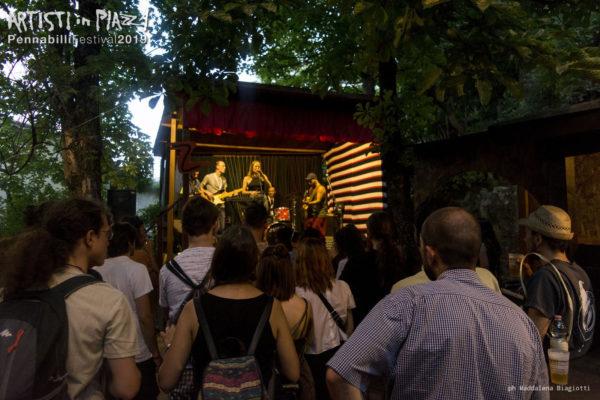 giovedì 13 giugno 2019 / Artisti in Piazza / Pennabilli Festival / ph Maddalena Biagiotti