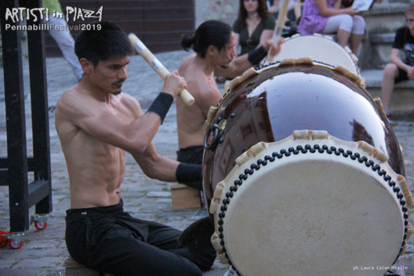 giovedì 13 giugno 2019 / Artisti in Piazza / Pennabilli Festival / ph Laura Calandriello