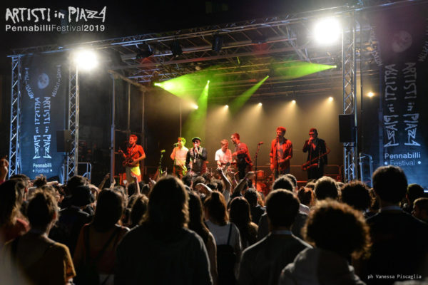 giovedì 13 giugno 2019 / Artisti in Piazza / Pennabilli Festival / ph Vanessa Piscaglia