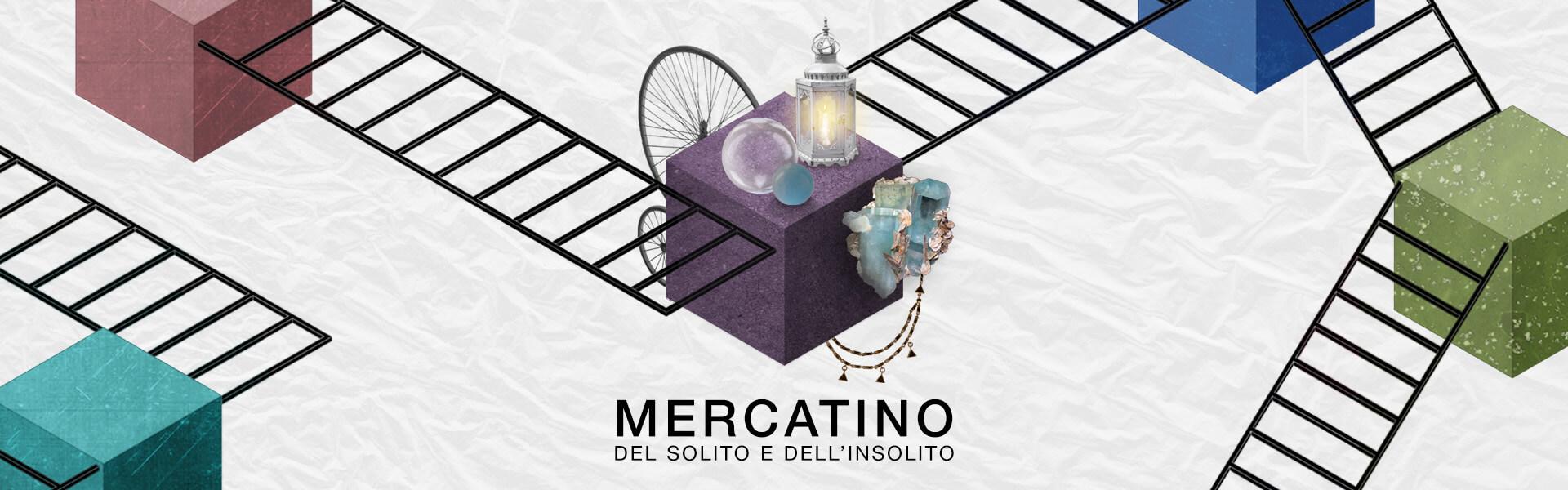 Mercatino del solito e dell'insolito / Artisti in Piazza / Pennabilli Festival 2019